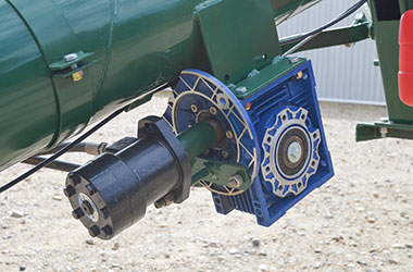 Hydraulic-Winch