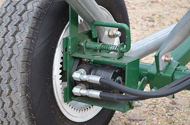 Hydraulic Ground Drive